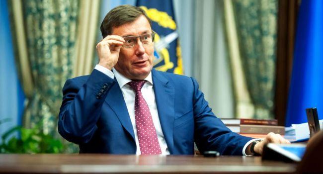 НАБУ бьет тревогу, что Луценко разваливает дело о коррупции в ГФС