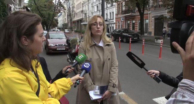 «Да какой выкуп, вы о чем?»: жена Грымчака прокомментировала возможность внесения залога