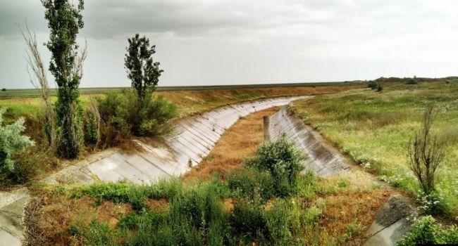 Историк: официально заявляю – давайте включим воду в Крым, всего лишь при одном «но»
