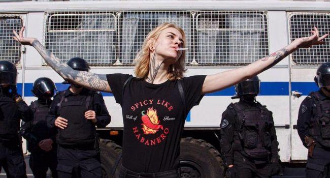 Москву всколыхнули очередные пикеты, есть задержанные