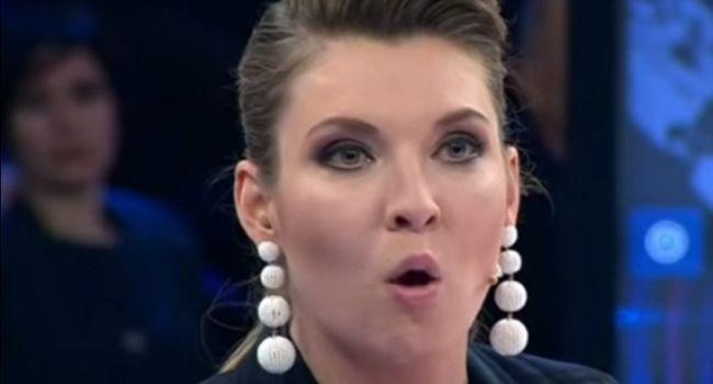 У Скабеевой едва не подрались из-за Украины