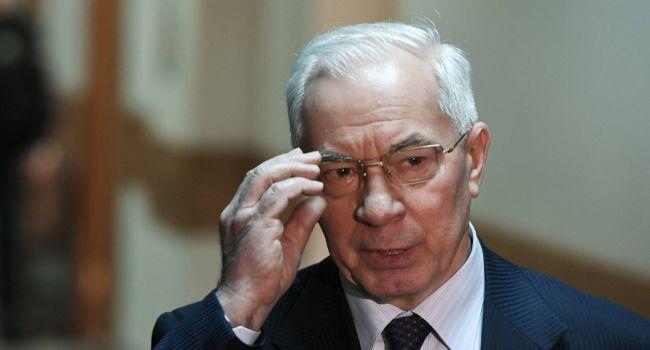 «Промышленность закроется, цены будут выше, чем в Европе»: Азаров прокомментировал решение Гройсмана