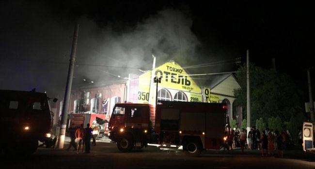 Выжившие постояльцы отеля «Токио Стар» рассказали об ужасах пожара: «Все в дыму, люди кричали, просили спасти…»