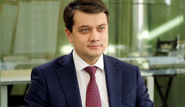 Разумков признал, что быстро войну на Донбассе завершить невозможно