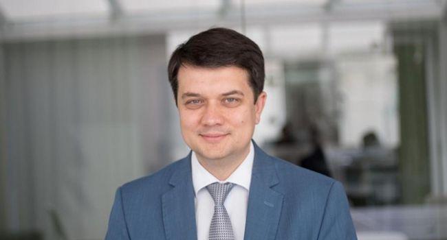 Нусс: после такого заявления Разумков должен попросить прощение у Порошенко и его избирателей