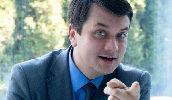 «50 тысяч - это справедливо?»: Разумков выступил за повышение зарплаты депутатам