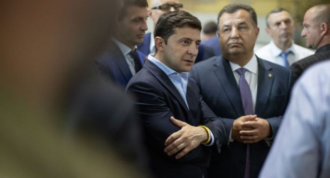 Будущий нардеп от «Слуги народа» перешел грань: от Зеленского ждут такого же разноса в стиле «а ля Лукашенко», но уже к своим