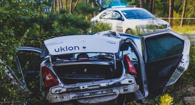 Таксист компании УКЛОН убил на смерть 27 летнюю девушку