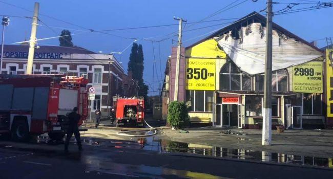 Вадим Черный из СИЗО экстренно обратился к Зеленскому и признался в причине пожара в «Токио Стар»