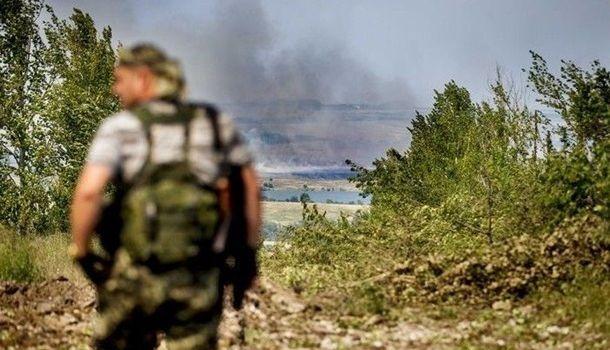 Война на Донбассе: путинские наемники убили бойца Нацгвардии