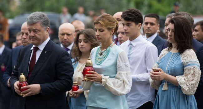 «Может, туда её детей отправить?»: В сети обсуждают выделение Мариной Порошенко денег на съёмку комедии о войне на Донбассе