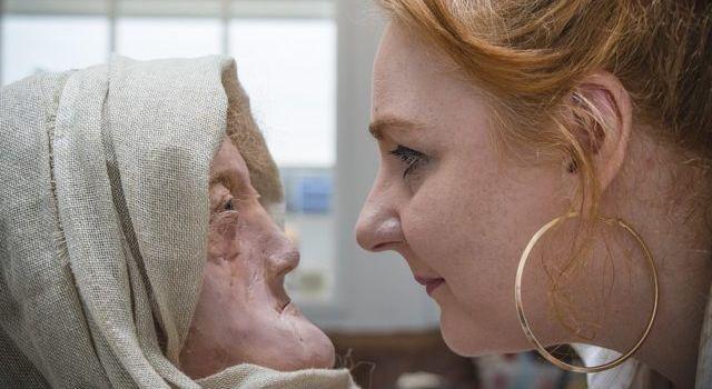 Удивительные снимки: исследователи показали, как могли выглядеть женщины 7000 лет назад