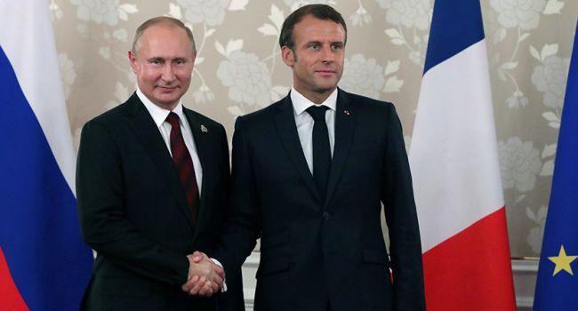 Путин не видит альтернативы «нормандскому формату»