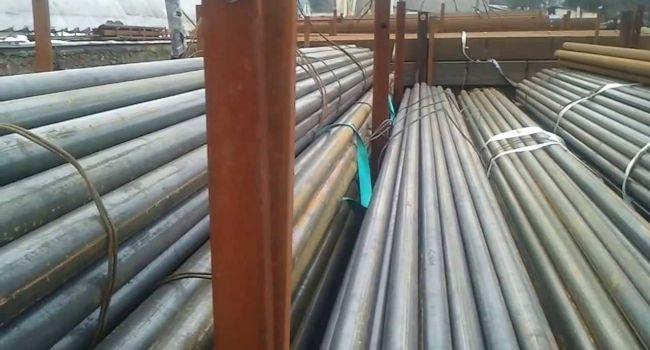 Китайские производители выдавливают компанию Пинчука с украинского рынка бесшовных труб