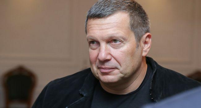 «Ещё омерзительнее Порошенко»: Соловьев прокомментировал заявление Зеленского о Холокосте