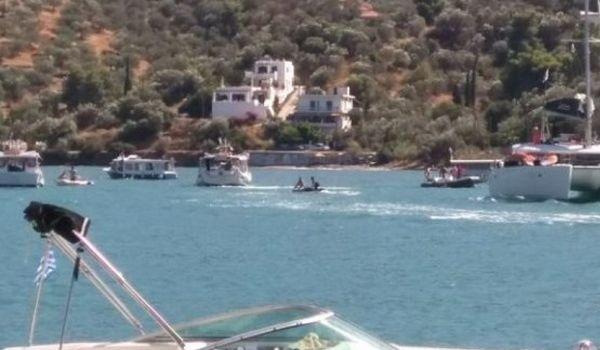 В Греции потерпел крушение частный вертолет с гражданами РФ