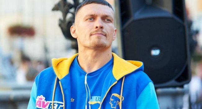Первый бой в супертяжелом весе Усик проведет против российского боксёра