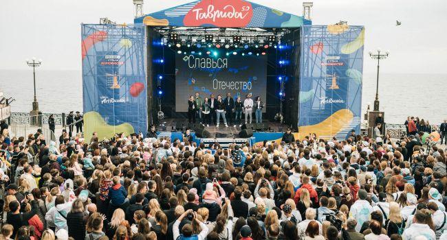 В Крыму открывается фестиваль «Таврида»: ожидается 45 тысяч участников