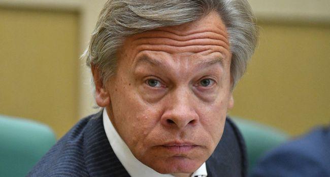 «Очередной выпад истерики Пушкова»: сенатор РФ вышел из себя из-за «условий» Зеленского
