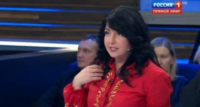 «Новорожденных кидали в огонь!» На росТВ на украинку накинулись с кулаками, обозвав «фашисткой»