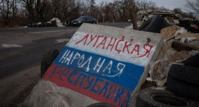 Казанский рассказал о катастрофической ситуации в «ЛНР»