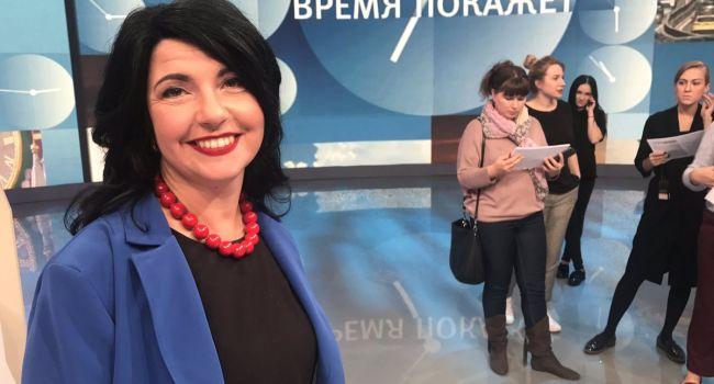 «Странно выглядит сама Украина»: Пропагандист Попов высмеял заявление Соколовской