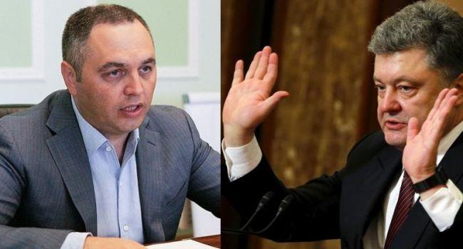 Портнов снова обвиняет Порошенко в госизмене