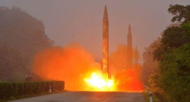 КНДР «щекочет нервы» США: запущены очередные неопознанные ракеты
