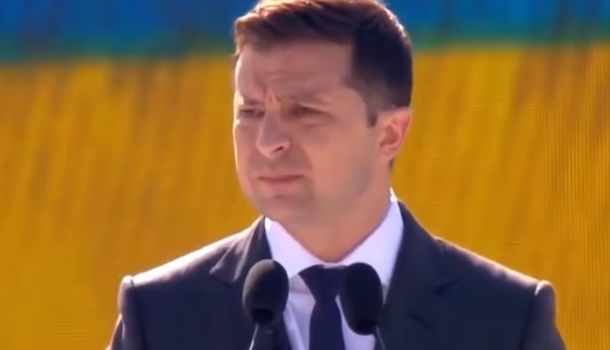Зеленский: Крым и Донбасс – это как украденные дети