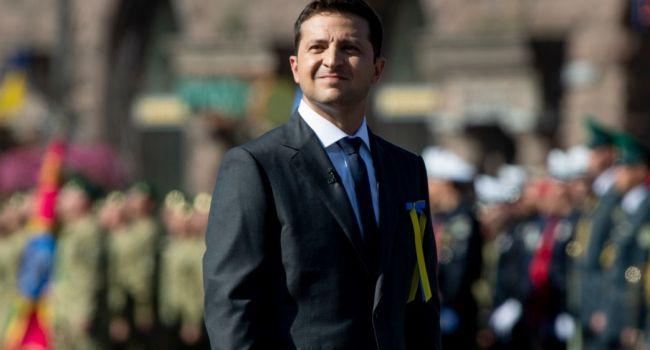 Юрист-международник: мне начинается нравиться президент Украины, наш президент, мой президент!