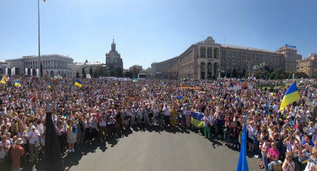 Наталья Юсупова: потрясающие люди, улыбающиеся, никто не толкался, не ругался, мы были едины в своей радости, что мы все вместе