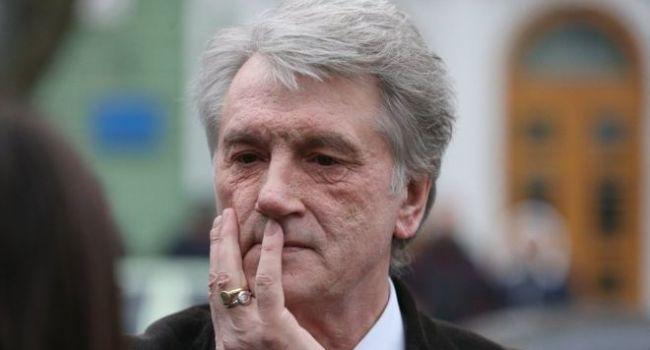 Ющенко: украинской нации нужно рождать больше Мазеп, тогда только будем в безопасности