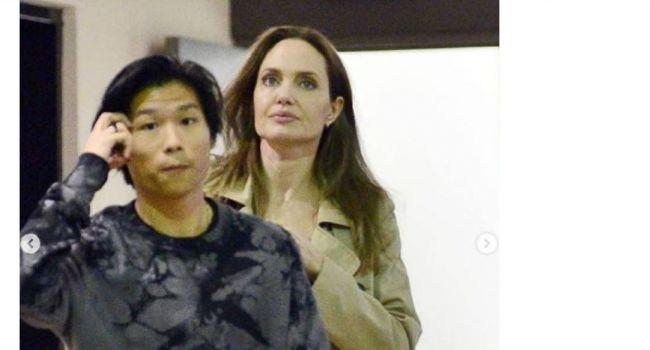 «Превратилась в Ирину Мазуркевич»: Пользователи обсуждают новые снимки уставшей и постаревшей Анджелины Джоли