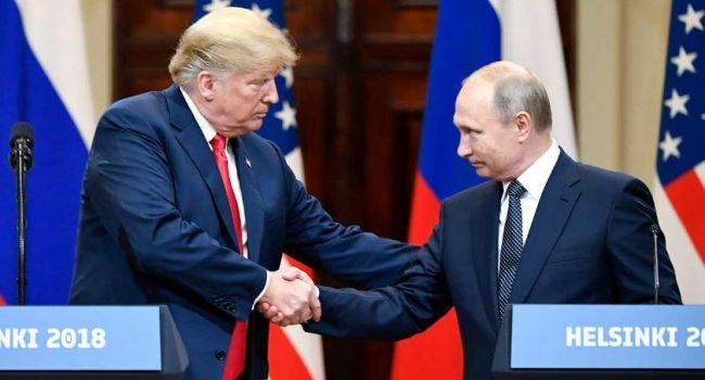 Трамп хочет пригласить Путина в гости к G7