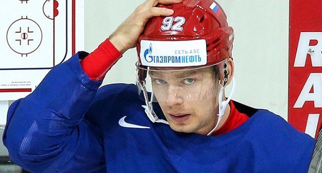 «Перенюхал кокса»: Российского хоккеиста Евгения Кузнецова отстранили с позором
