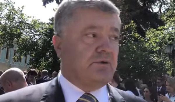 «Украина должна напомнить»: Порошенко призвал Зеленского рассказать о российской угрозе