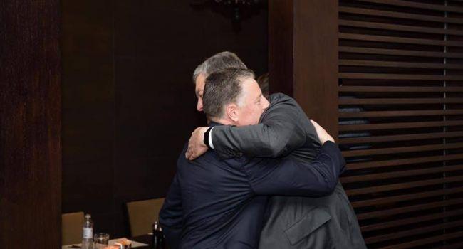 Нусс: где-то именно так «кровожадного барыгу» президента Порошенко «нерукопожимают» наши западные партнеры