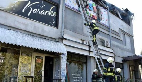 Урок из трагедии в «Токио Стар» не извлек никто: в Одесской области новый крупный пожар