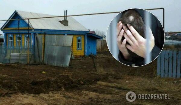 «Вся кровать была в крови»: в РФ мужчина на почве ревности обезглавил родного брата и отрезал ему половой орган