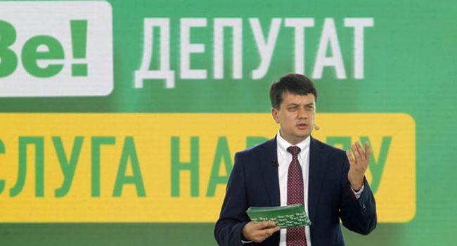Иванов: в «Слуге народа» есть люди не только связанные с Коломойским, Пинчуком, но и с Хорошковским и даже Медведчуком