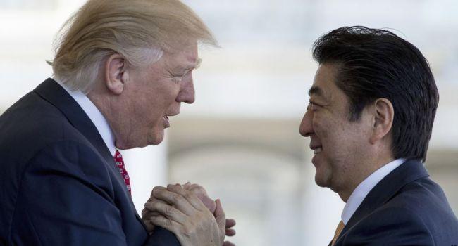 Президент США и премьер-министр Японии поспорили на саммите «Большой семерки» из-за Северной Кореи: Трамп попытался оправдать Пхеньян