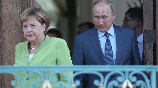 «Только через мир на Донбассе»: Меркель выставила Путину жесткий ультиматум по G8