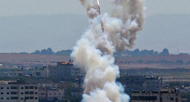 Война с Палестиной: Израиль был обстрелян ракетами