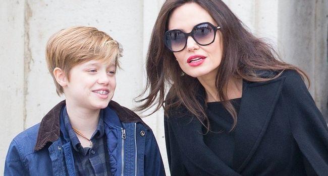 Дочь Джоли и Питта планирует сменить пол