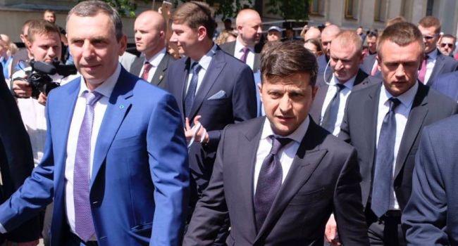 Портников: не первые 100 дней, а вторые 100 дней президентства Зеленского покажут, кто сегодня находится в кабинете на Банковой