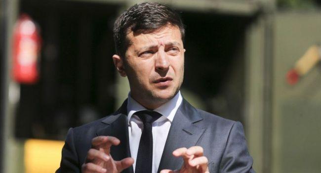 «Ознакомьте нас наконец-то»: Общественный деятель требует от Зеленского предоставить программу