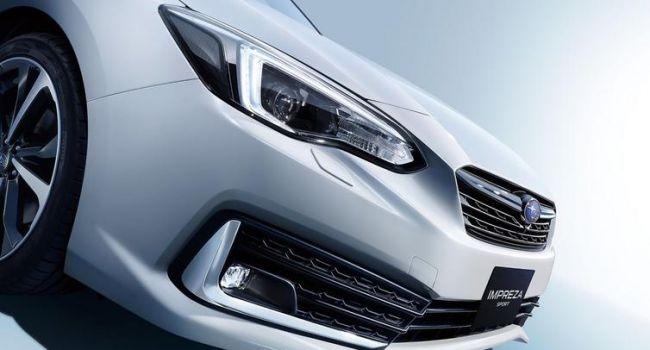 Subaru представила новое поколение популярного семейства Impreza