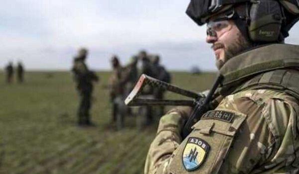 Четверых убили, одного взяли в плен: бойцы «Азова» совершили мощный прорыв на Донбассе
