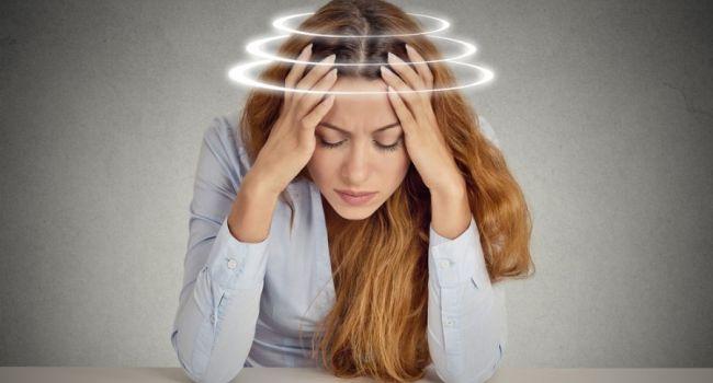 Медики рассказали о причинах головокружений