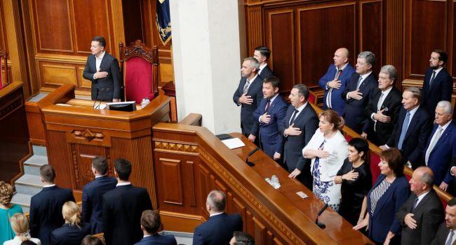 «Мы проснулись в другой стране»: Скубченко раскритиковал законы, принятые в первый день работы  ВР